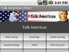 Talk American (Free) 1.0 Screenshot