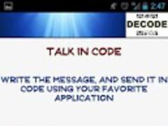Talk in Code Pro 1.0 Screenshot