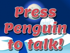 Talking Bird: Penguin 1.0 Screenshot