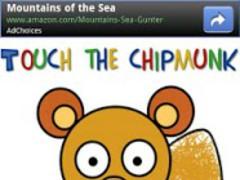 Talking Chipmunk For Toddlers 1.2 Screenshot