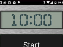 Talking Countdown Timer L 2.0 Screenshot