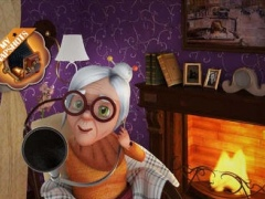 Talking Granny HD 1.1 Screenshot