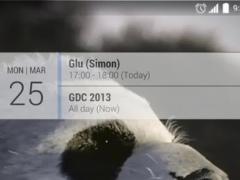 Talking Pandas 3D Live Wallpap 2.0 Screenshot
