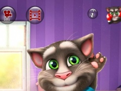 Review Screenshot - Talking Tom 2 – Laugh Out Loud with Tom, the Talking Cat