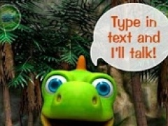 Talky Don The Dinosaur HD FREE 1.2 Screenshot