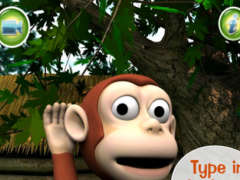 Talky Mack HD: Talking Monkey 1.1 Screenshot