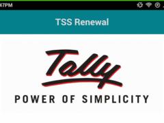 Tally instaTSS 1.0.0 Screenshot