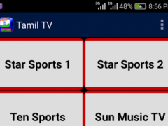 Tamil Live TV All Channels 1.0 Screenshot