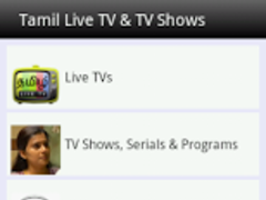 Tamil - Live TV and All in One 1 1 Free Download