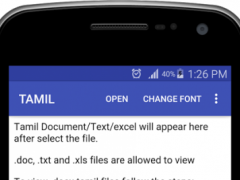 Tamil Text Viewer 1 15 Free Download
