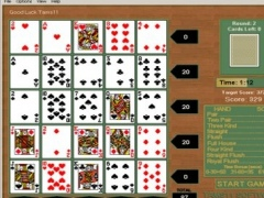 Tams11 Poker Squares Solo 1.0.0.0 Screenshot