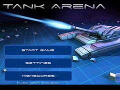 Tank Arena 1.1 Screenshot