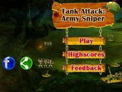 Tank Attack :Army Sniper Game 1.7 Screenshot