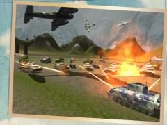 Tank Battle Legend 3D 1.0 Screenshot