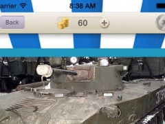 Tank Quiz :Word Game Guess Name of Armored Tanker History World War 1.2 Screenshot