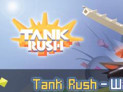 Tank Rush-War Blitz 1.0.1 Screenshot