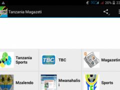 Tanzania Magazetini 1.0 Screenshot