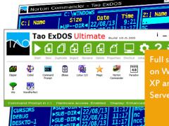 Tao ExDOS 10.0.420 Screenshot