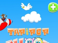 Tap and Pop Balloons with Kirk Minigames 1.0 Screenshot