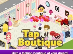 Tap Boutique for iPad - Girl Shopping Covet Fashion Story Game 1.3.8 Screenshot