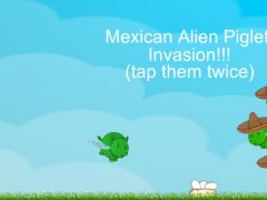 Tap the flappy pigs 1.2 Screenshot