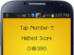 Tap the Number - Game 1.0 Screenshot