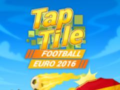 Tap Tile Football Euro 2016 1.0 Screenshot
