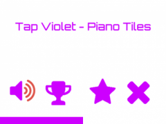 Tap Violet - Piano Tiles 1.8 Screenshot