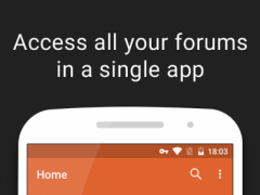 Review Screenshot - Forum App – Stay Updated About All Your Forums