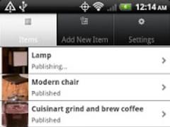 TapToSell 1.08 Screenshot