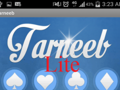 Tarneeb Lite 11.1 Screenshot