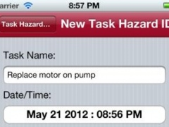 Task Hazard ID LITE 1.1.0 Screenshot