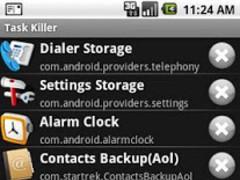 Task Killer (Free) 1.0 Screenshot