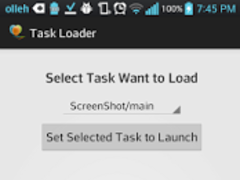 Task Loader - Tasker 3rd Party 1.10 Screenshot