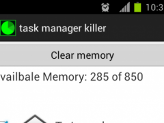task manager killer 8.0 Screenshot
