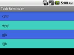 Task Reminder 2.0 Screenshot