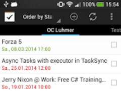 Task Sync - ToDo List 0.5.0 Screenshot