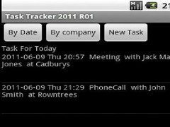 Task Tracker 2.0 Screenshot