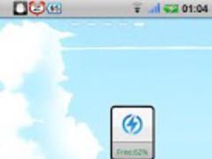 TaskKiller widget (Kill all) 1.2.22 Screenshot
