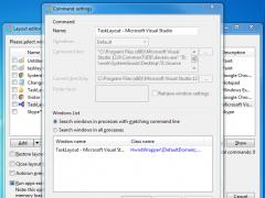 TaskLayout 0.7.0.2 Screenshot