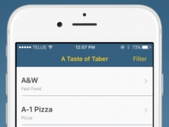 Taste of Taber 1.0 Screenshot