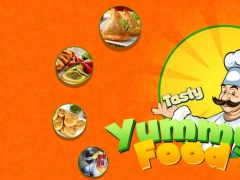 Tasty Yummy Food 1.0 Screenshot