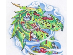 Tattoo Design Dragon 1.0 Screenshot