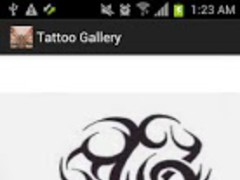 Tattoo design gallery 1.2 Screenshot