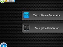 Tattoo Name Design & Generator 7.04 Free Download