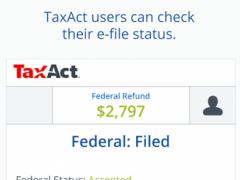 Tax Return Status by TaxAct 5.0.5 Screenshot