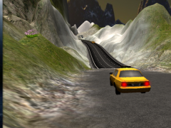 Taxi Cab Drive Adventure 1.0 Screenshot