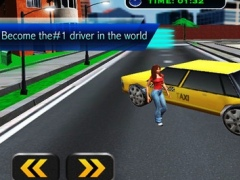 Taxi Driver Duty 3D 1.0 Screenshot