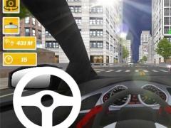 Taxi Driver USA New York 3D 2.6 Screenshot