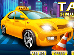 Taxi Simulator 3D 2016 1.3 Screenshot